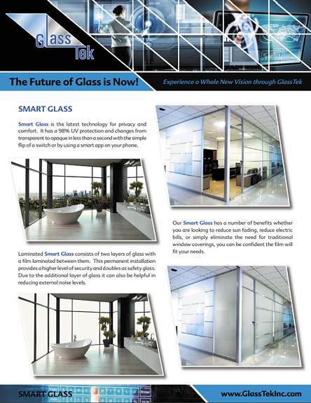 Smart Glass & Film